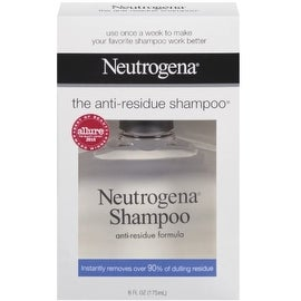 Neutrogena Anti-Residue 6-ounce Shampoo