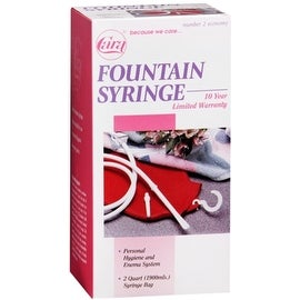 Cara Fountain Syringe Number 2 Economy 1 Each