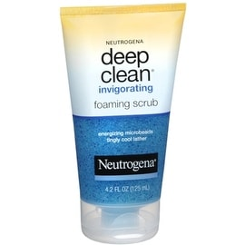 Neutrogena Deep Clean Invigorating Foaming Scrub 4.20 oz