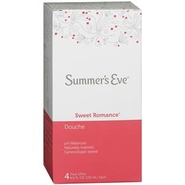 Summer's Eve Douche Sweet Romance 4 Each