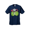 MEN'S / UNISEX T-SHIRT Olive You! FUNNY HEARTS VALENTINE'S DAY TOP S-2X 3X 4X 5X - Thumbnail 0