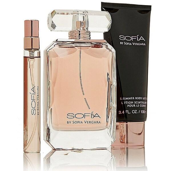 Sofia Vergara Sofia 3-piece Gift Set
