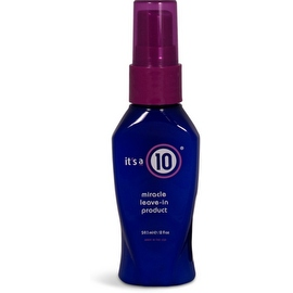 it's a 10 Miracle Leave-In product 2 oz