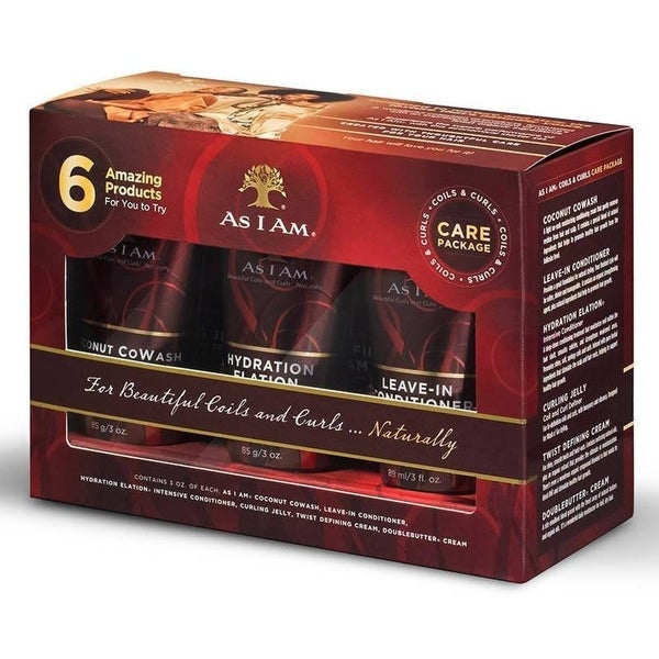 As I Am Coils Amp Curls Care Package Free Shipping On
