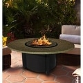 California Outdoor Concepts 5010-BK-PG10-SUN-42 Carmel Chat Height Fire Pit-B... - Thumbnail 9