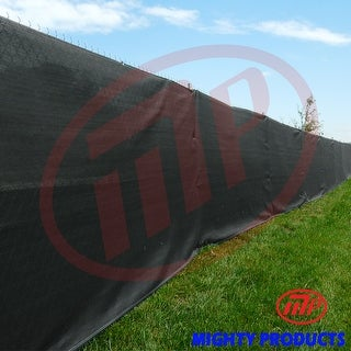 Xtarps - Size: 14 ft. x 18 ft. - Premium Privacy Fence Screen 90% Blockage, GREEN color