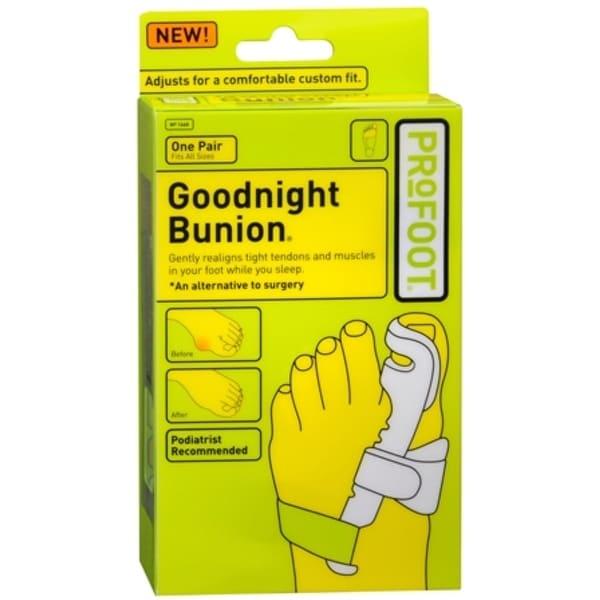 ProFoot Goodnight Bunion 1 Pair