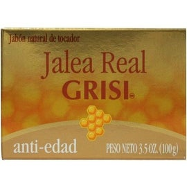 Grisi Royal Jelly Anti-Aging Herbal Soap, 3.5 oz