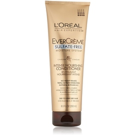 L'Oreal Hair Expertise EverCreme Intense Nourishing Conditioner 8.50 oz