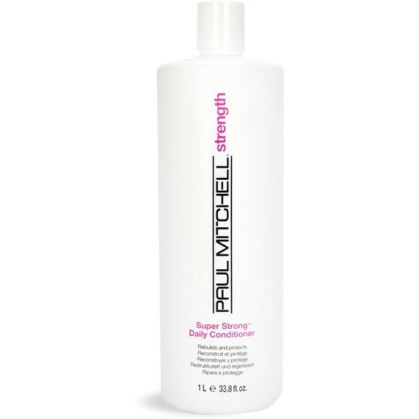 Paul Mitchell Super Strong Daily Conditioner, 33.8 oz