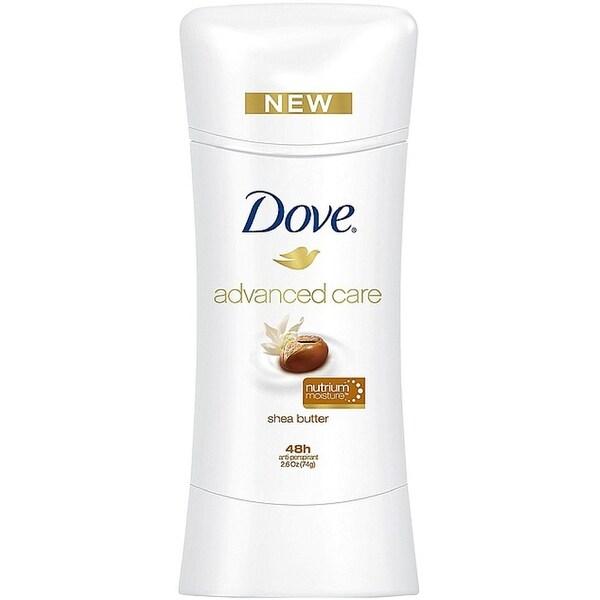 Dove Advanced Care Anti-Perspirant, Shea Butter 2.60 oz