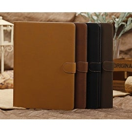 "Ultra Thin Folio Leather Wallet Stand Smart Cover Case For Apple iPad 9.7"" 2/3/4"