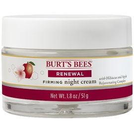 Burt's Bees Renewal Night Cream 1.8 oz