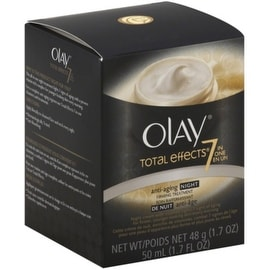 OLAY Total Effects 7-in-1 Anti-Aging Booster Night Firming Cream 1.70 oz