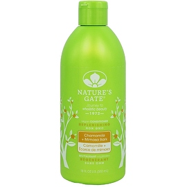 Nature's Gate Chamomile + Mimosa Bark Replenishing Conditioner 18 oz