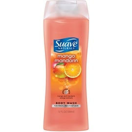 Suave Naturals Body Wash, Mango Mandarin 12 oz