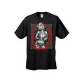 Men's T-Shirt Sexy Cowgirl Marilyn Vintage Hot Western Outlaw Blonde Bombshell - Thumbnail 2