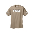 Men's T-Shirt Funny Police Adult Humor Cops Officer Of The Law Tee Sheriff - Thumbnail 5