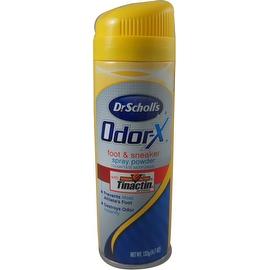 Dr. Scholl's Odor Destroyers Foot & Sneaker Spray Powder 4.70 oz