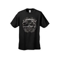 MEN'S BIKER T-SHIRT 'LET'S ROLL The Great American Pastime' USA S-XL 2X 3X 4X 5X - Thumbnail 4