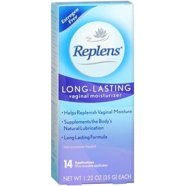 Replens Vaginal Moisturizer With Reusable Applicator 35 g