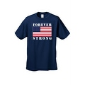 Men's T-Shirt USA Flag American Pride Stars & Stripes Old Glory Vet Tee Patriotic - Thumbnail 8