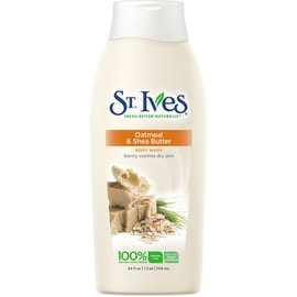 St. Ives Oatmeal and Shea Butter Moisturizing Body Wash 24 oz