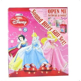 Disney Princess Mug Gift Set with Music Playing Gift Set