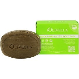 Olivella 5.29-ounce Exfoliating Face & Body Bar Soap