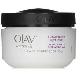 OLAY Age Defying Anti-Wrinkle Replenishing Night Cream 2 oz