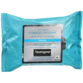 Neutrogena Makeup Remover Cleansing Towelettes 25 Each