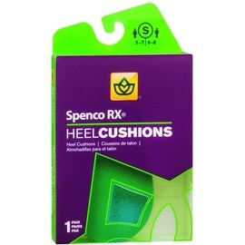 Spenco RX Heel Cushions Small 1 Pair