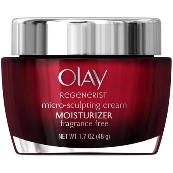 OLAY Regenerist Micro-Sculpting Cream Fragrance Free 1.70 oz
