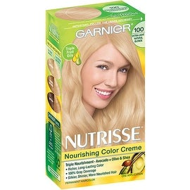Garnier Nutrisse Nourishing Color Creme Extra-Light Natural Blonde [100]