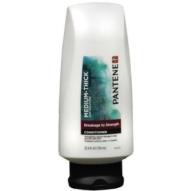Pantene Pro-V Medium-Thick Hair Solutions Breakage to Strength Conditioner 25.40 oz
