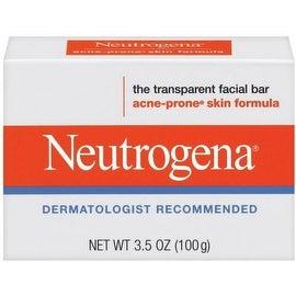 Neutrogena Acne Prone Skin Formula Facial Bar 3.50 oz