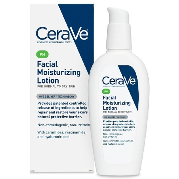 CeraVe Facial Moisturizing Lotion PM 3 oz