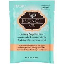 Hask Monoi Oil Nourishing Deep Conditioner 1.75 oz