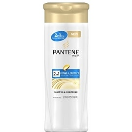Pantene Pro-V Repair & Protect 2 in 1 Shampoo & Conditioner 12.6 oz