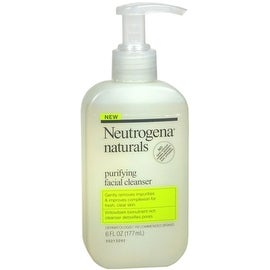 Neutrogena Naturals Purifying Facial Cleaner 6 oz