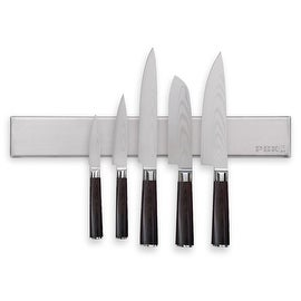 Magnetic Knife Holder, Heavy Duty Stainless Steel 12 Inch Knife Bar