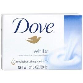 Dove 3.15-ounce Beauty Bar White