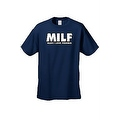 Men's Funny T-Shirt Milf Man I Love Fishing Adult Sex Humor Fish Joke Hunting - Thumbnail 5