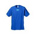 Men's T-Shirt FORD Go Further Built Tought Car Truck Suv Automobile Parts Tee - Thumbnail 7