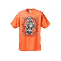 Men's T-Shirt Sexy Cowgirl Marilyn Vintage Hot Western Outlaw Blonde Bombshell - Thumbnail 3