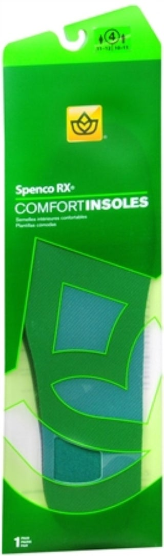 Spenco RX Comfort Insoles #4 1 Pair (3 options available)