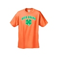 Men's Funny T-Shirt Beer Guard Ireland Irish Saint Patricks Day Lucky Leaf Alcohol - Thumbnail 7