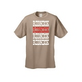 Men's T-Shirt Red & White Redneck Southern Dixie Pride Hillbilly Graphic Tee - Thumbnail 6