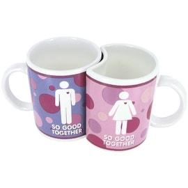 Encore Good Together Double Mug Set