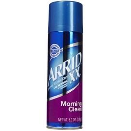ARRID XX Anti-Perspirant Deodorant Spray, Morning Clean 6 oz